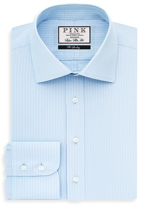 Thomas Pink Vernon Check Dress Shirt - Bloomingdale's Slim Fit $185 thestylecure.com