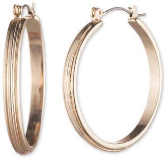 Gloria Vanderbilt 38.1mm Hoop Earrings