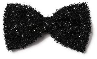 Topman Mens Blue Black Tinsel Bow Tie*