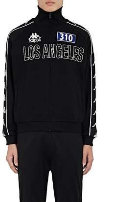Barneys New York Kappa XO Men's Retro Embellished Athletic-Fleece Track Jacket