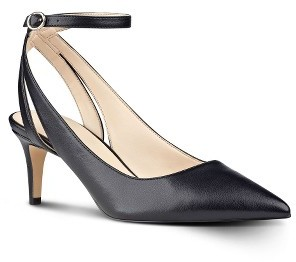 Women's Nine West Shawn Ankle Strap Pump $88.95 thestylecure.com