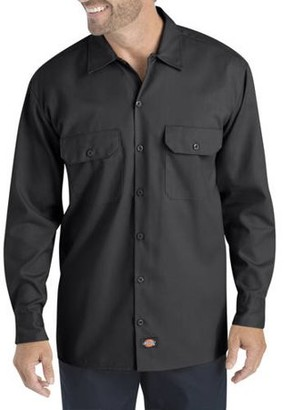 Dickies Long Sleeve Flex Twill Shirt