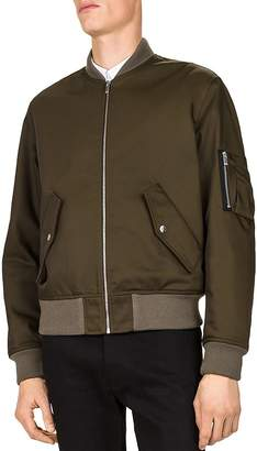 The Kooples Cool Splash Bomber Jacket