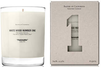 Baxter of California Scented Candle - White Wood 354g