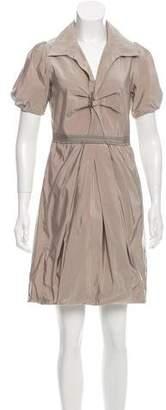 Strenesse Pleated mini Dress