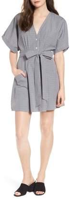 BP Button Front Dress