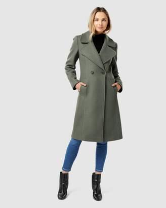 Forever New Stephanie Crombie Coat