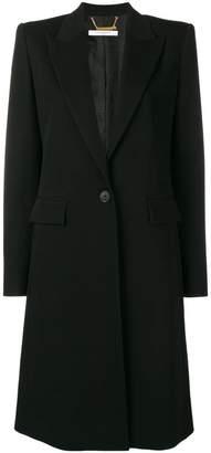 Givenchy long single-breasted coat