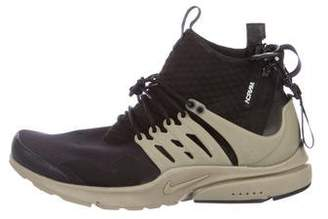 Nike x Acronym Air Presto Sneakers