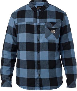 Fox Mens Sherpa Flannel Shirt