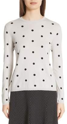 Max Mara Simpaty Silk & Cashmere Sweater