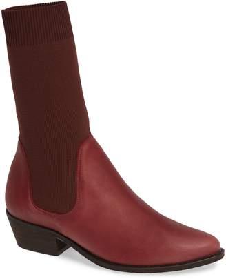 Free People Merritt Western Sock Boot