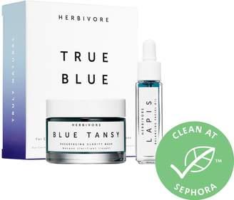 True Blue Herbivore Skin Clarifying Duo