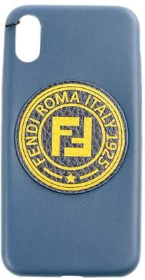 Fendi Iphone X Cover