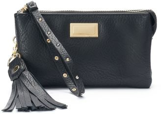 Juicy Couture Therese Studded Tassel Wristlet $39 thestylecure.com