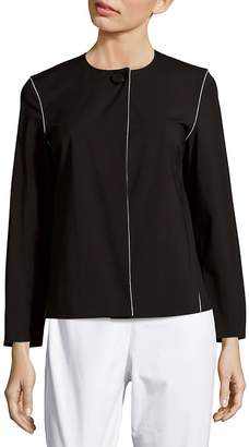 Lafayette 148 New York Women's Aislynn Long-Sleeve Jacket