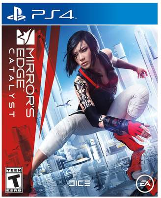 Electronic Arts Mirror's Edge Catalyst for PS4