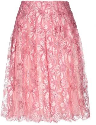 Calvin Klein Knee length skirts