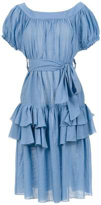 Clube Bossa ruffled Florenz dress