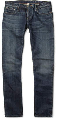 Burberry Brit Steadman Washed-Denim Jeans
