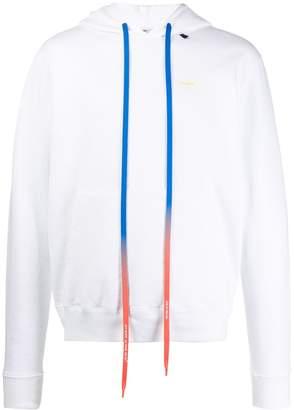 Off-White arrows slim fit hoodie