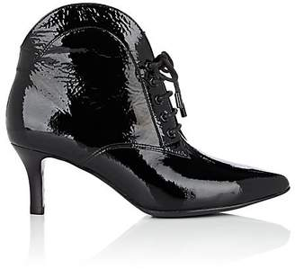 Opening Ceremony WOMEN'S VICKY PATENT LEATHER ANKLE BOOTS