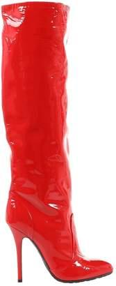 Giuseppe Zanotti Red Patent leather Boots