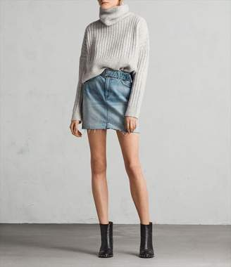 AllSaints (オールセインツ) - Bette Buckle Skirt