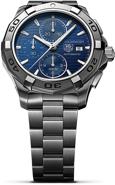"""Tag Heuer Aquaracer"""" Automatic Chronograph Watch, 42mm"""