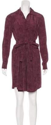 Marc Jacobs Long Sleeve Mini Dress Long Sleeve Mini Dress