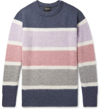 Howlin' World Class Striped Wool Sweater