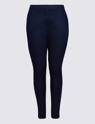 76215e0c0d7 M S CollectionMarks and Spencer CURVE High Rise Skinny Jeggings