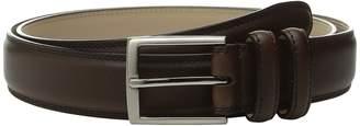 Stacy Adams 35mm Smooth Leather Dress Belt Men's Belts