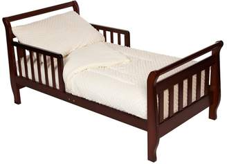 T.L.Care Tl Care TL Care 4-pc. Minky Dot Chenille Toddler Bedding Set