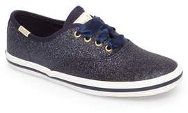 Keds R) x kate spade new york Champion Glitter Sneaker
