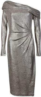 Rachel Zoe Glenda Metallic Dress