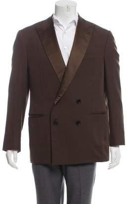 82ce71e53773 Ralph Lauren Purple Label Wool Double-Breasted Tuxedo Jacket