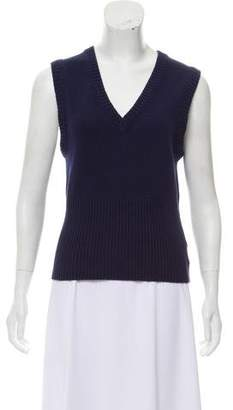 Michael Kors Cashmere-Blend Sleeveless Sweater w/ Tags