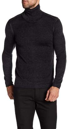 John Varvatos Collection Reversible Long Sleeve Turtleneck