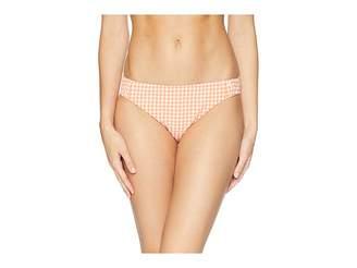 Nanette Lepore Capri Gingham Charmer Bikini Bottom