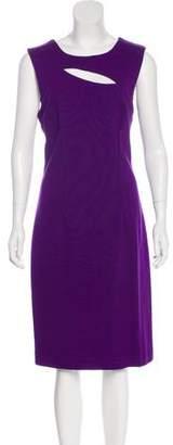 Versus Cutout Bodycon Dress