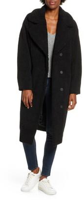 UGG Charlisse Teddy Bear Faux Fur Coat