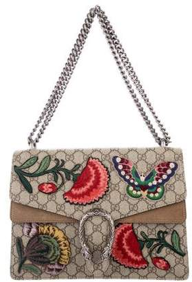 Gucci 2016 Dionysus Butterfly Shoulder Bag