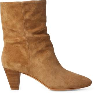 Ralph Lauren Raina Suede Boot