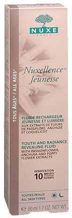 NUXE Nuxellence Jeunesse Youth and Radiance Revealing Anti-Aging Care