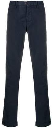 Incotex straight-cut trousers