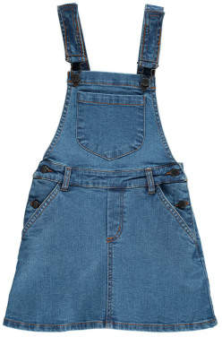 Hundred Pieces Sale - Dungaree Dress