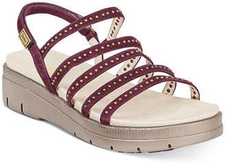 Jambu Elegance Platform Sandals Women's Shoes