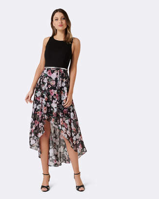Forever New Danielle High-Low Dress