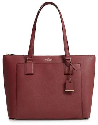 Kate Spade Cameron Street - Audrey Leather Laptop Tote